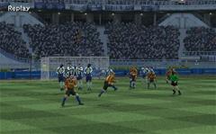 Lewbrant's stunning free kick