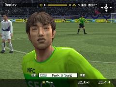 Stupid Park Ji Sung.