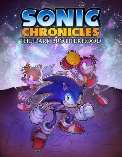 Sonic Chronicles - out Friday!